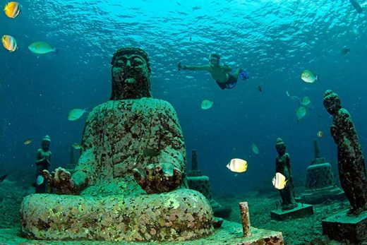 Bali as a Holiday Destination